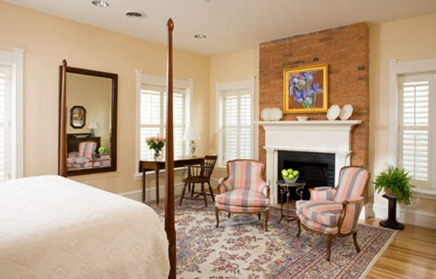 Washington DC best rated Bed and Breakfast