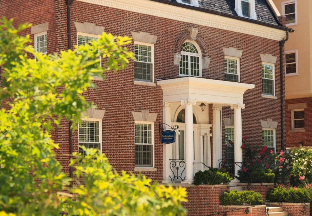Embassy Circle Guest House in Washington DC
