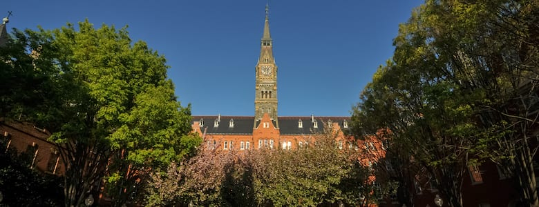 Georgetown University – Washington, Dc