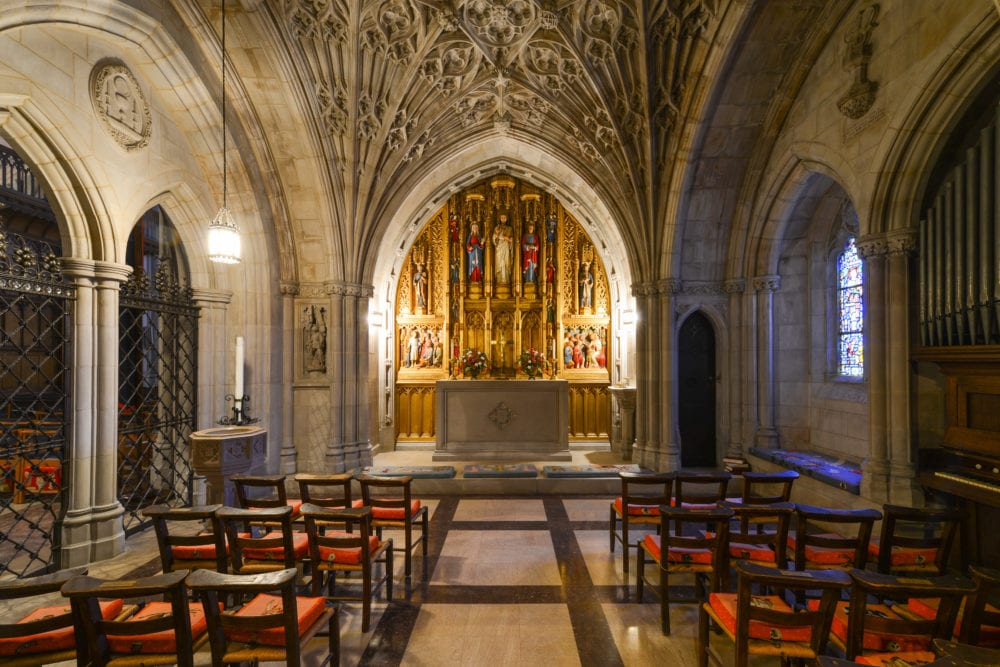 Places to stay near the National Cathedral in Washington DC